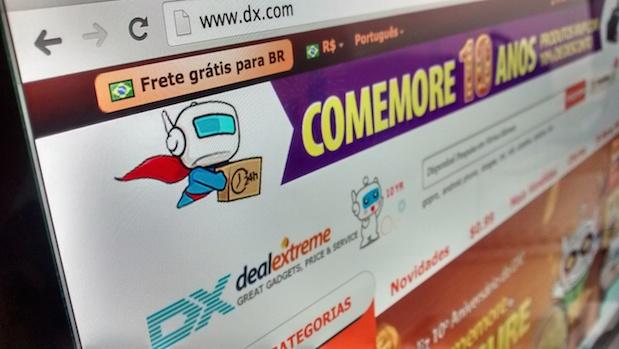 Como comprar no DealExtreme ou DX