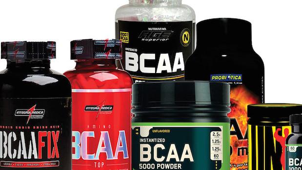 Suplementos Alimentares - BCAA