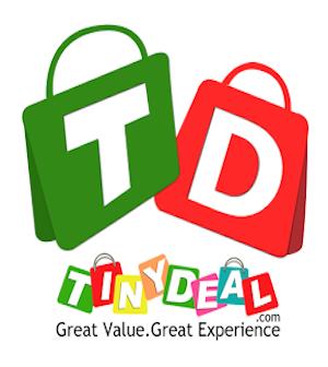 Tinydeal - Preço baixo e produtos de qualidade