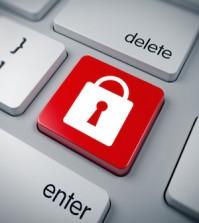 Compras online com segurança - Cadeado